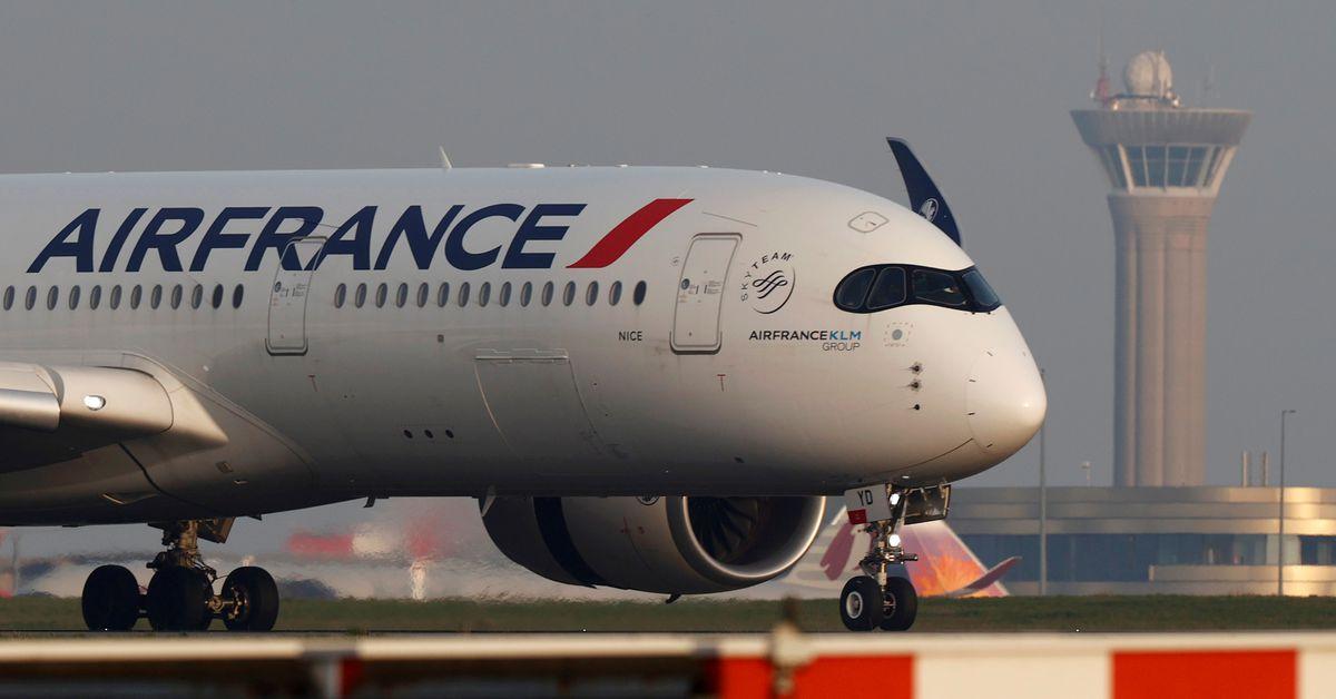 Air France cancella i suoi voli perché la Russia sta trattenendo il permesso