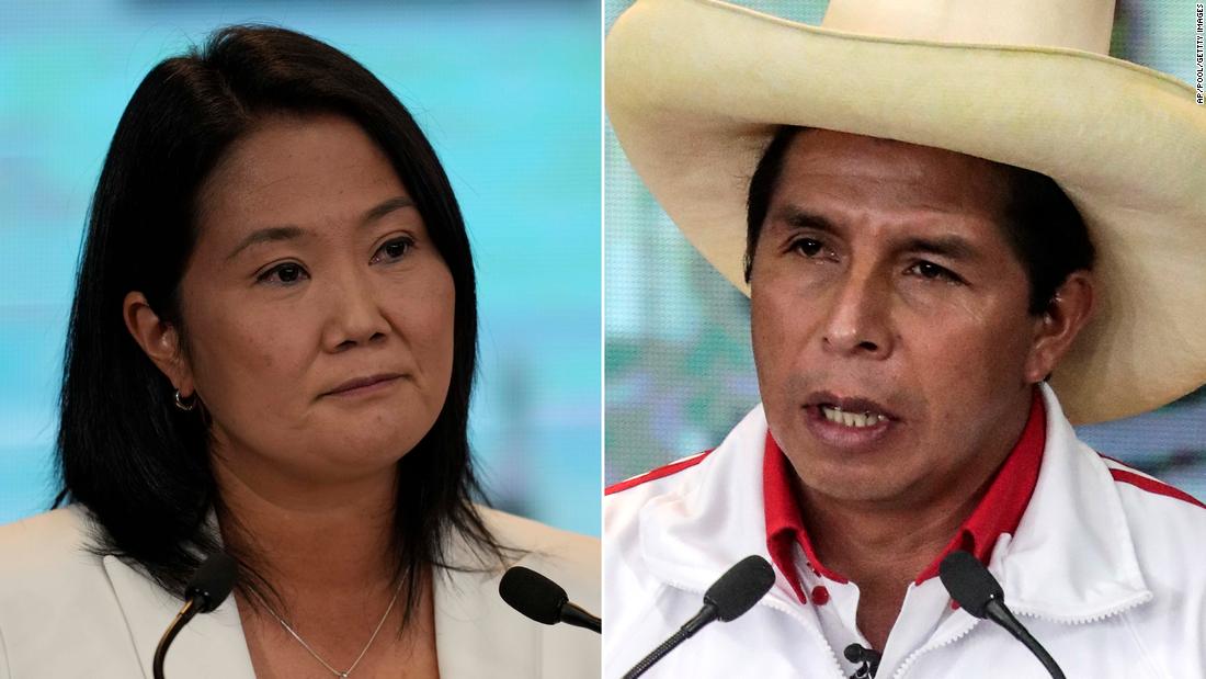Il Perù affronta un bivio nella scelta del nuovo presidente