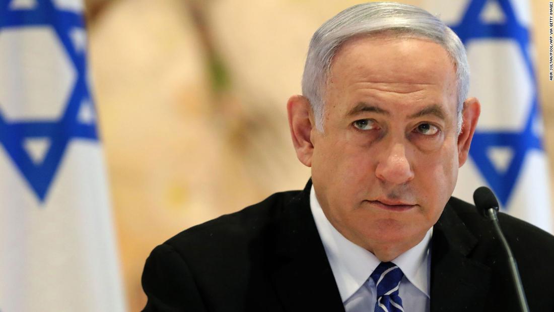 Netanyahu ha lottato per rimanere al potere lo scorso fine settimana come primo ministro israeliano