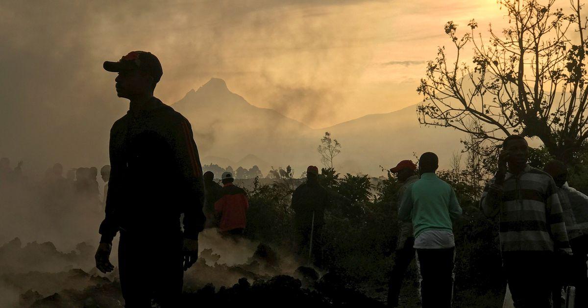 I lavoratori affermano che l'Osservatorio del vulcano Congo non è riuscito a prevedere l'eruzione a causa della cattiva gestione
