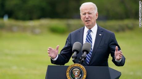Biden si unisce al club dei leader mondiali al G7 con la richiesta di sforzi in tempo di guerra contro Covid-19