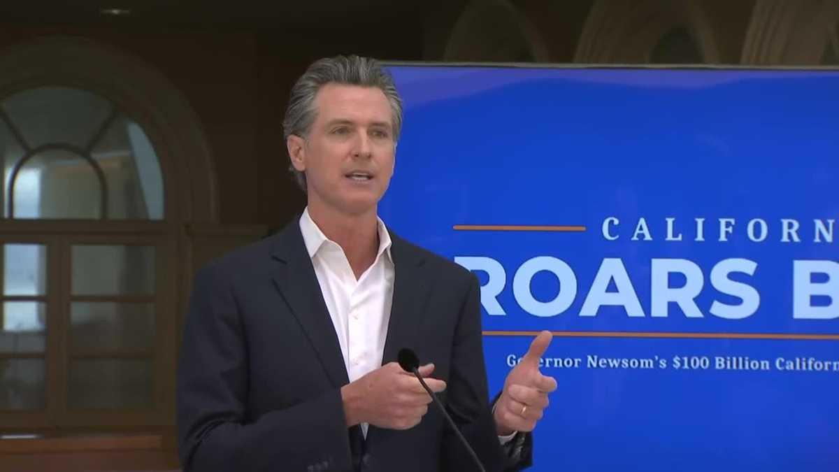"""Il governo di Newsom svela l'incentivo """"California Dream Vacations"""""""