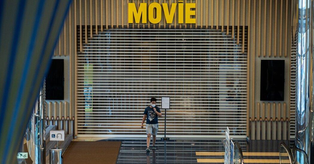 La censura cinese si allarga alla miserabile industria cinematografica di Hong Kong, con ripercussioni globali