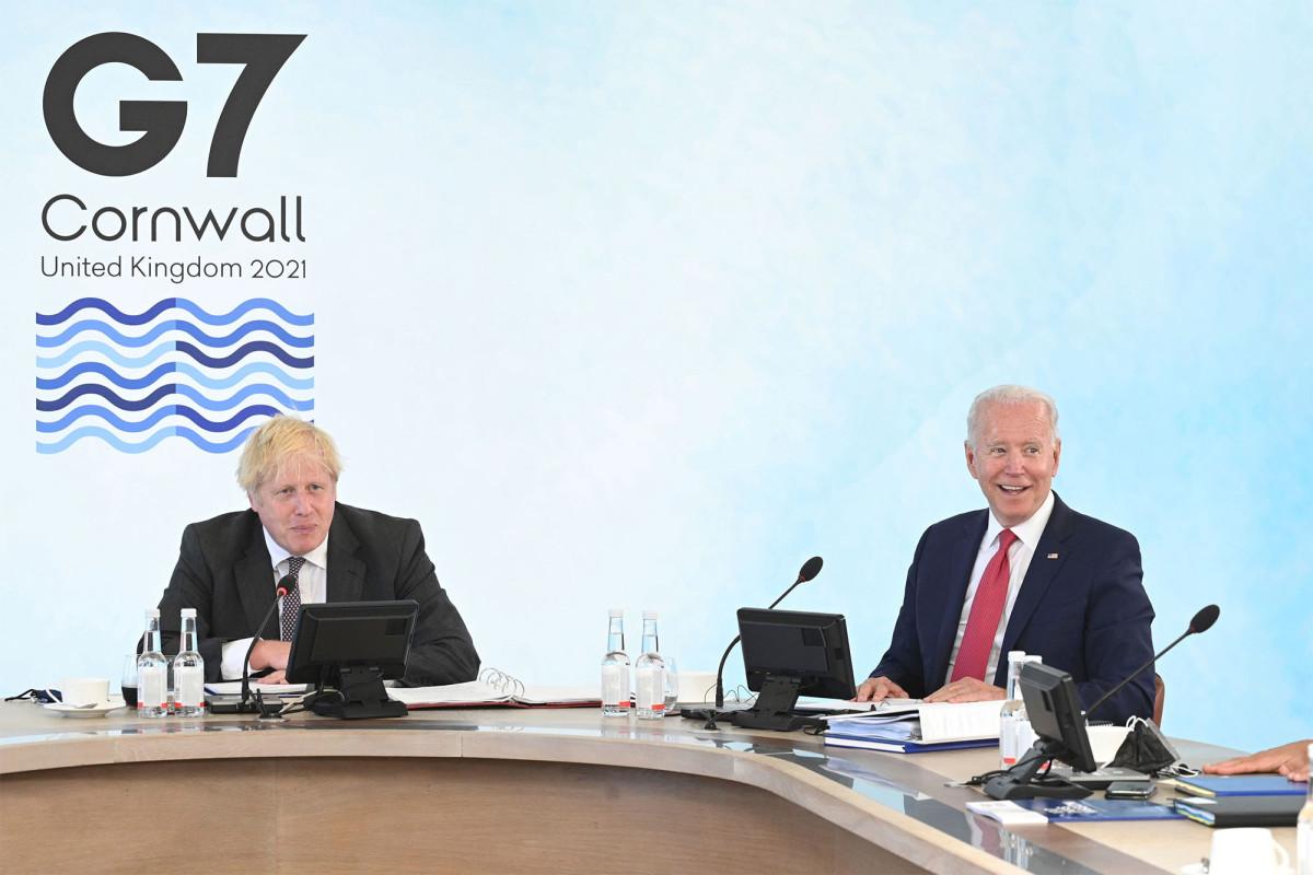 La gaffe di Biden al vertice del G7 provoca le risate dei leader mondiali