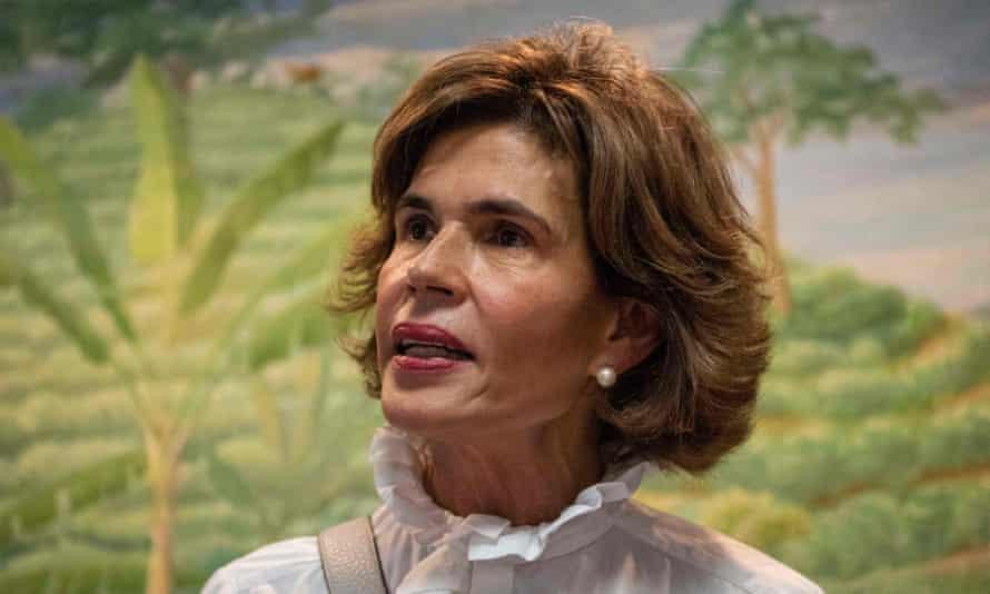 Christiana Chamorro, ex direttrice di Violeta Barrios de Chamorro.