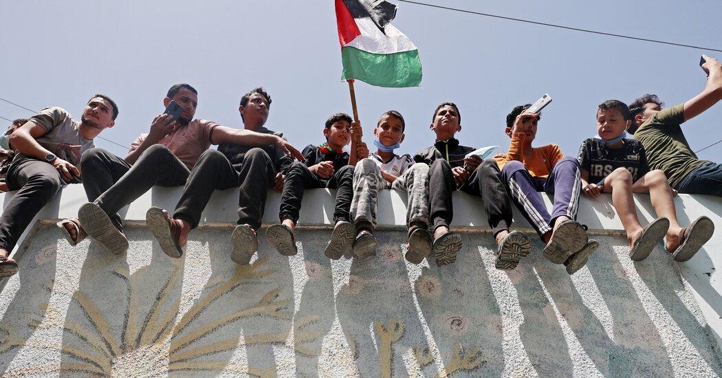 Mentre gli israeliani aspettano il destino di Netanyahu, i palestinesi colgono un momento di unità